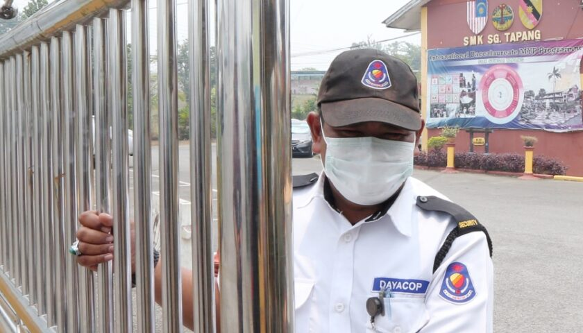 School Security Personnel