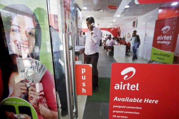 Airtel Customers