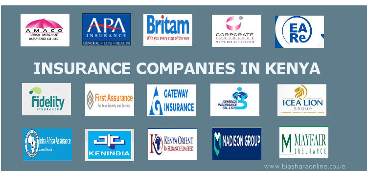 Insurance Companies In Kenya By Premiums