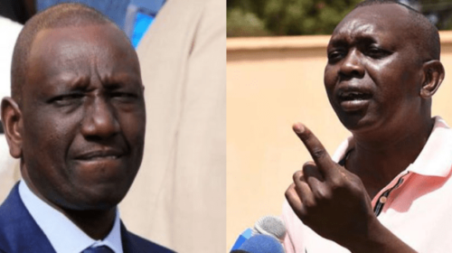 Sudi Takes on DP Ruto Over Mama Ngina Remarks.