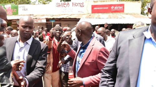 Shop Attendant Speaks About What DP Ruto Paid For 6 Crates Of Soda, Bread, And KDFs At Bumula