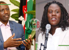 Winnie Odinga's Fresh Attack With Coded Message After Ruto Unveiled His Msambweni Candidate.