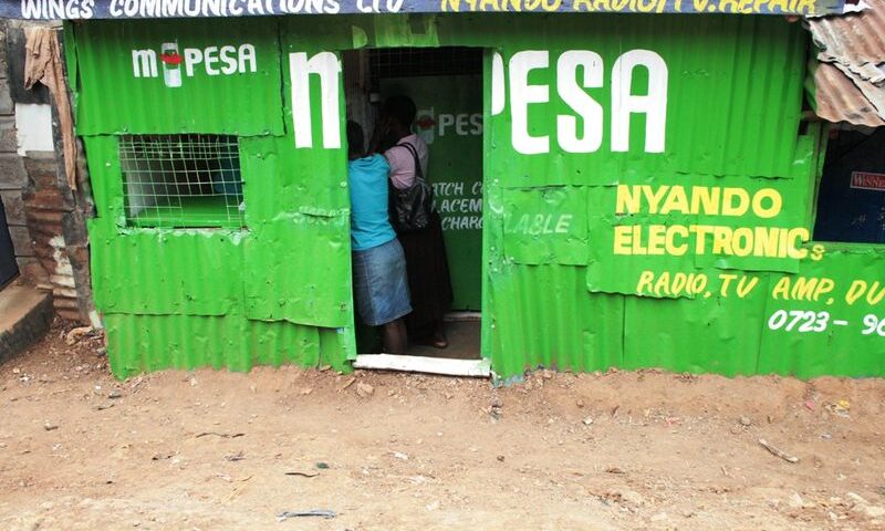 Start A Mpesa Agent Business.