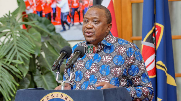Uhuru's Address To The Nation