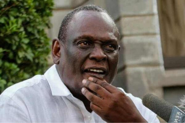 Jubilee Party Leader David Murathe