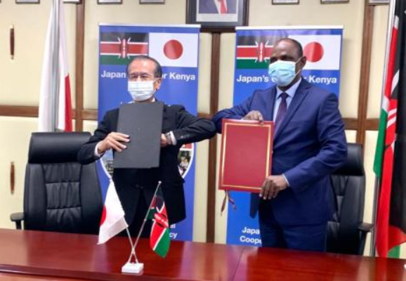 Kenya Receives Ksh 1B grant