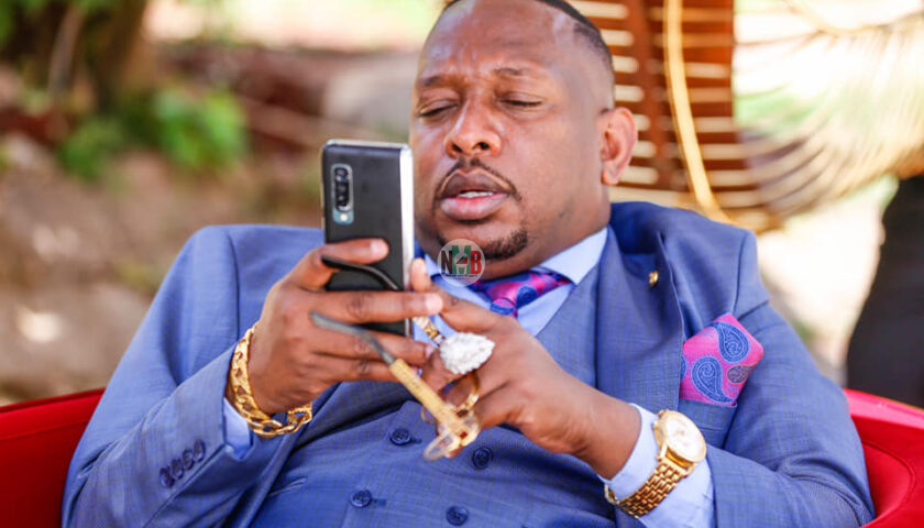 Mike Sonko's Source Of Wealth And Fame
