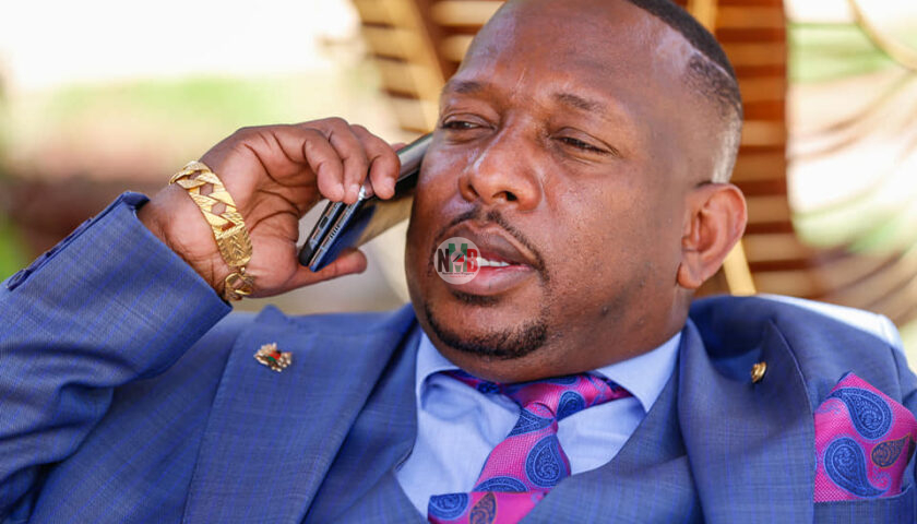 Mike Mbuvi Sonko: Biography, Career, and Politics