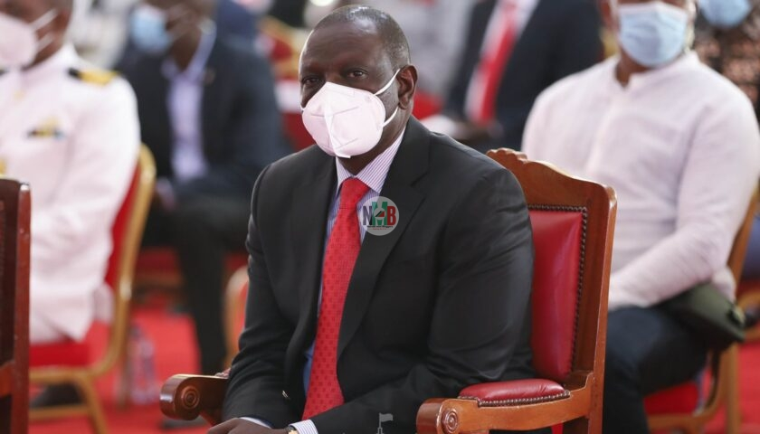 impeach DP WILLIAM RUTO