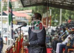 DP William Ruto Speaks on the BBI 'Raila Reggae'