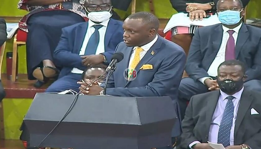 Who Is Alex Matere? The Youth Leader Who Shamed DP Ruto During BBI Launch.