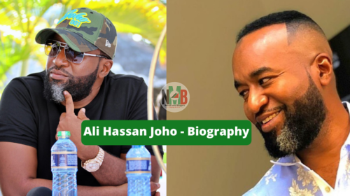 Ali Hassan Joho: Biography, Wealth, career, and Politics.