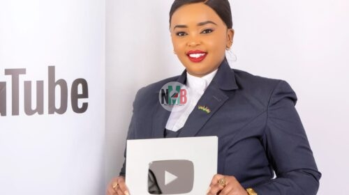 Popular Rev Lucy Natasha Wins Top YouTube Award after Reaching 200k YouTube Subscribers 1