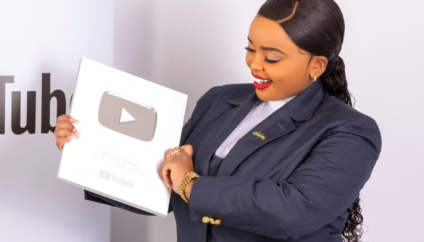 Popular Rev Natasha Wins Top YouTube Award after Reaching 200k YouTube Subscribers