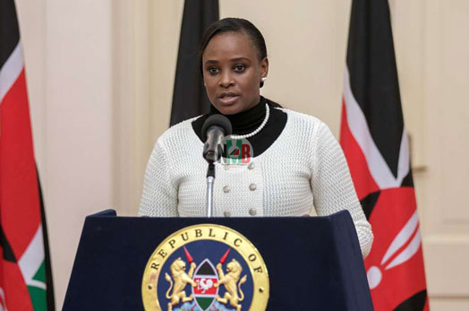 Kanze Dena Responds to Maternity Leave Rumours
