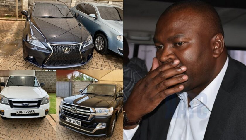 Rashid Echesa Conned a Widow and Slept With Her Daughter