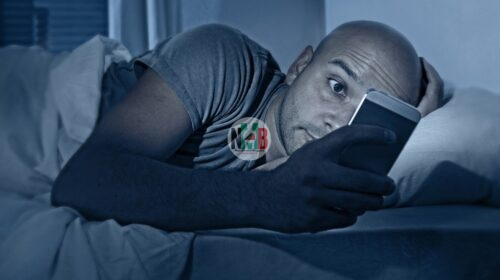 Stop Using Your Mobile Phone Late At Night.