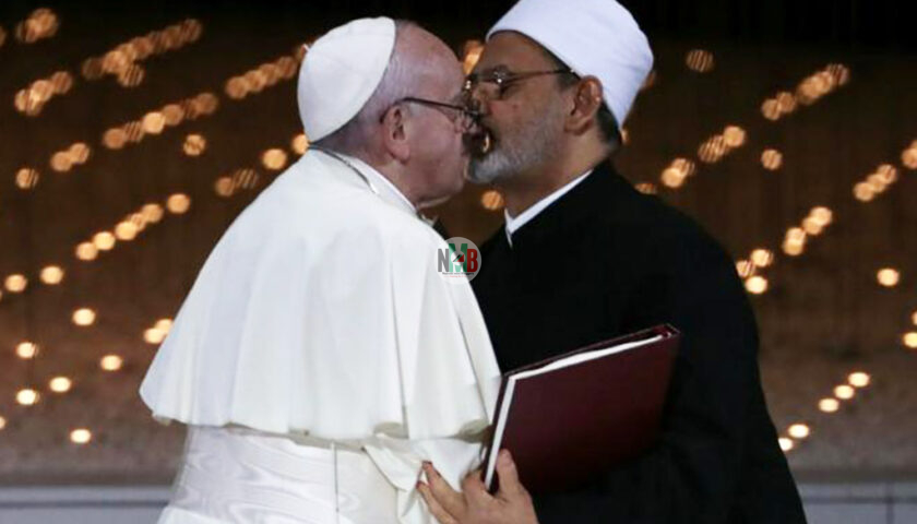 Pope Francis Endorses Same-Sex Marriages For The First To The Shock Of Many.