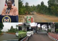 President Uhuru Building His Retirement Home in Ichaweri Village, Kiambu.