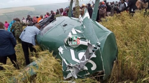 Pilot Broken the Silence and Revealed What Caused Narok Gov Tunai Chopper Crash.