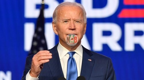 'This is The Time to Heal in America' Joe Wakes up Sleepy America.