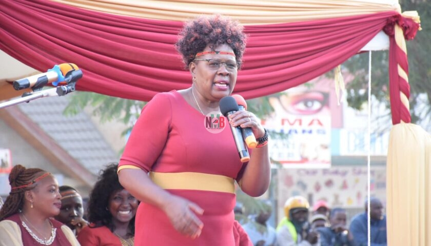 Alice Muthoni Wahome Biography, Age, Family