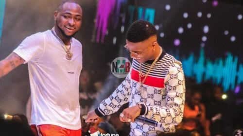 "Davido: ""I have Wizkid's Personal Number, But I've Never called him""."