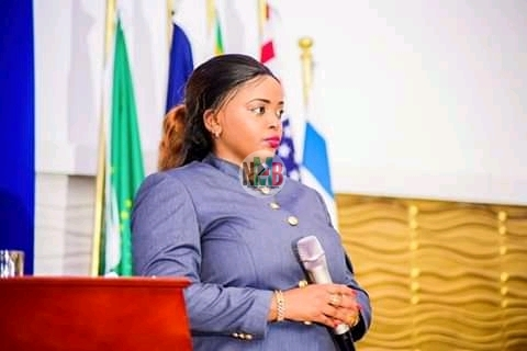 Rev Natasha Has Won Battles Through Prayer