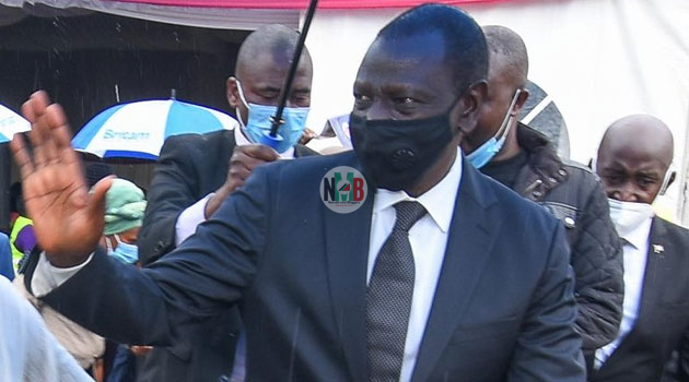 DP Ruto Resurfaces With Sad Message to Kenyans.