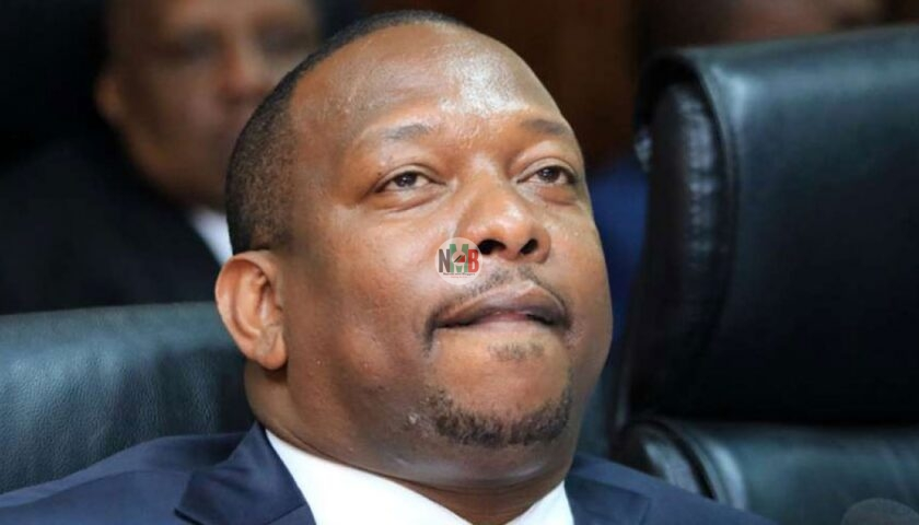 Sonko's Impeachment.