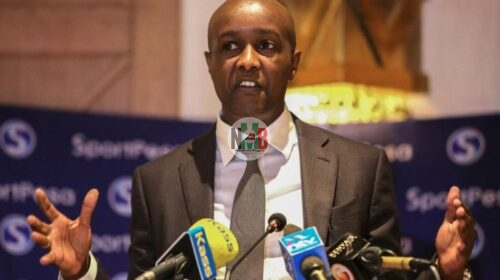 Sport Pesa Bosses Clash over Kshs29 billion transferred to a bank Overseas.