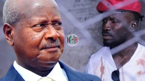 Museveni Blasts Bobi Wine