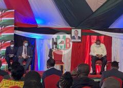 Dp Ruto's Seat Remains Empty, Why Dp is Missing From Official 1M BBI Signatures Launch