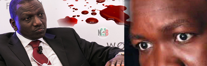 High Profile Murders That Have been linked to DP Ruto