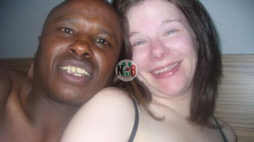 Meet Female Tourist Who Came All the Way to Kenya to gets Maasai Men's 'Mjulus'.
