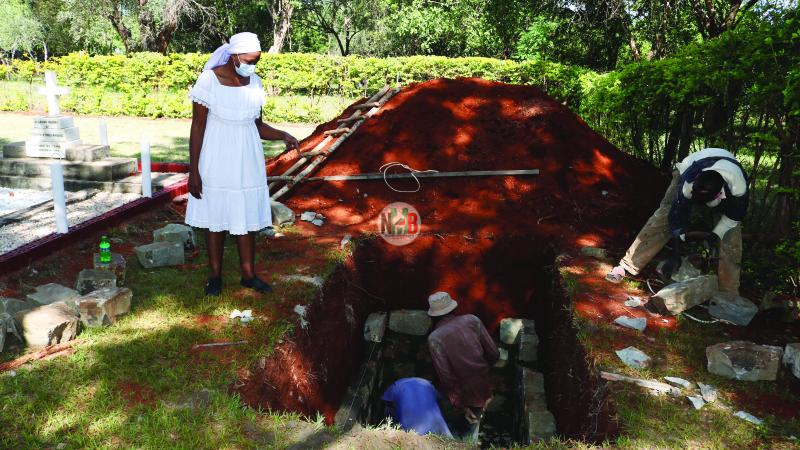 Joe Nyagah Burial Wishes