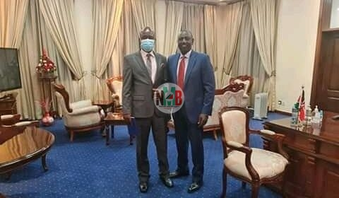 Ruto Finally 'Reveals' Why he has Not Declared Support for BBI (VIDEO).