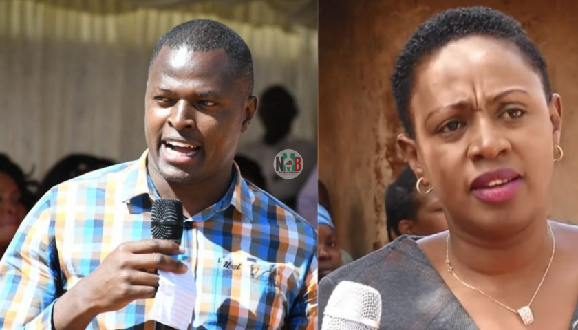 Tangatanga and Kieleweke 'war' Intensifies in Parliament as These MP's lock horns.