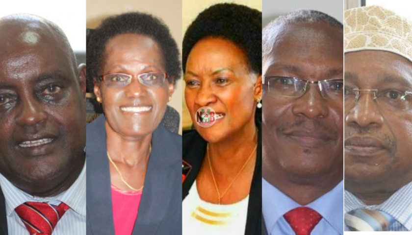TSC Commissioners Salaries And Their Education Profile.