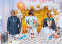 This Is The Gift That PLO Lumumba Gave Akothee's Daughter During Her Graduation Party(Photos)