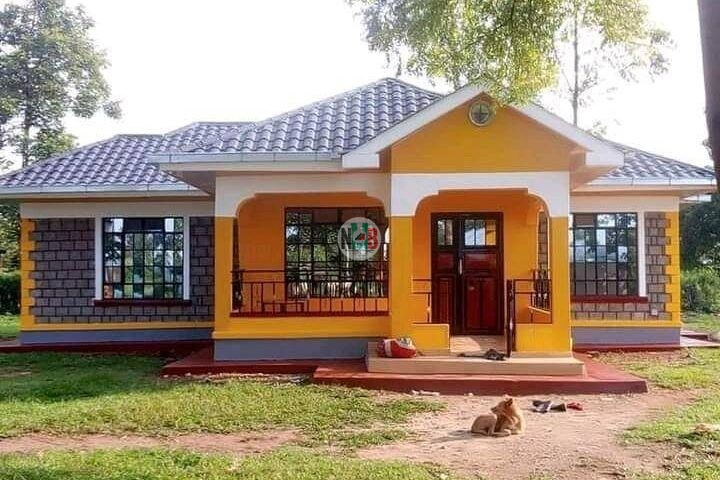 Modern House You Can Build With Less Than Ksh 300,000.