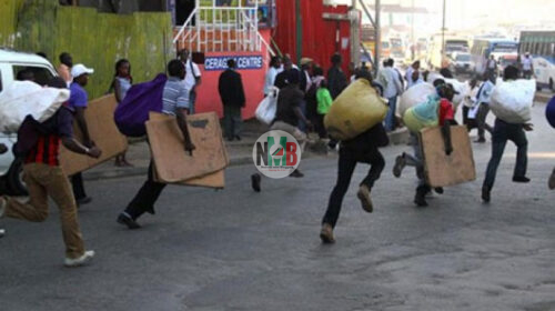How Nairobi Cartels, Kanjo Officials Milk Billions From Hawkers and Matatu Owners.