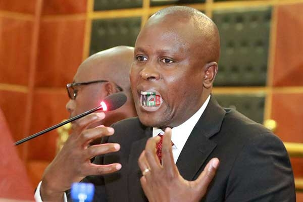 IEBC and BBI Secretariate Clash