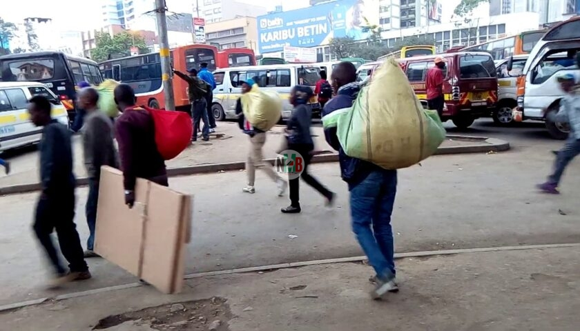 Nairobi Cartels, Kanjo Officials Milk Billions From Hawkers