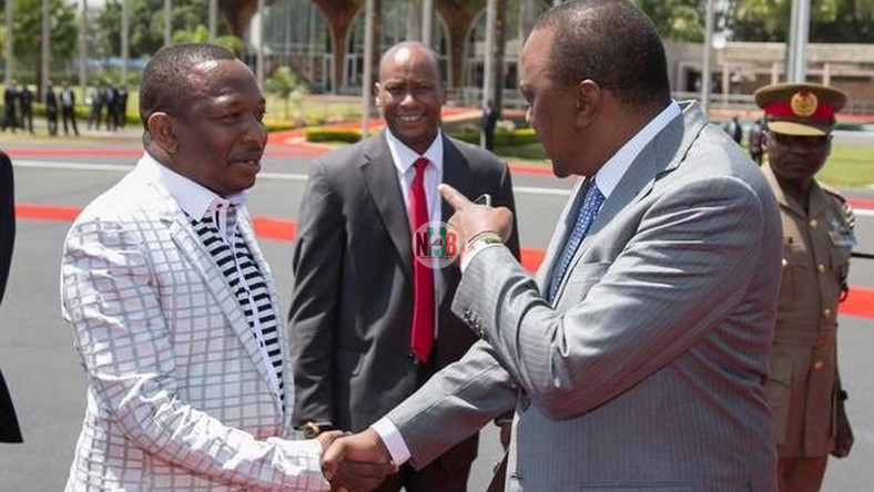 How Uhuru Demanded Mama Ngina's Money From Governor Sonko
