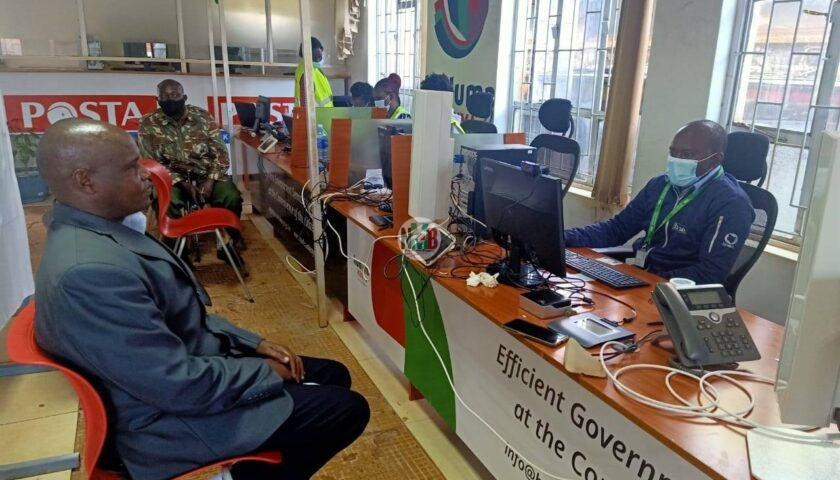 20 Services Offered At Huduma Center