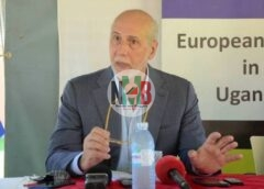 European Union HIGHLY Impressed With Uganda Poll