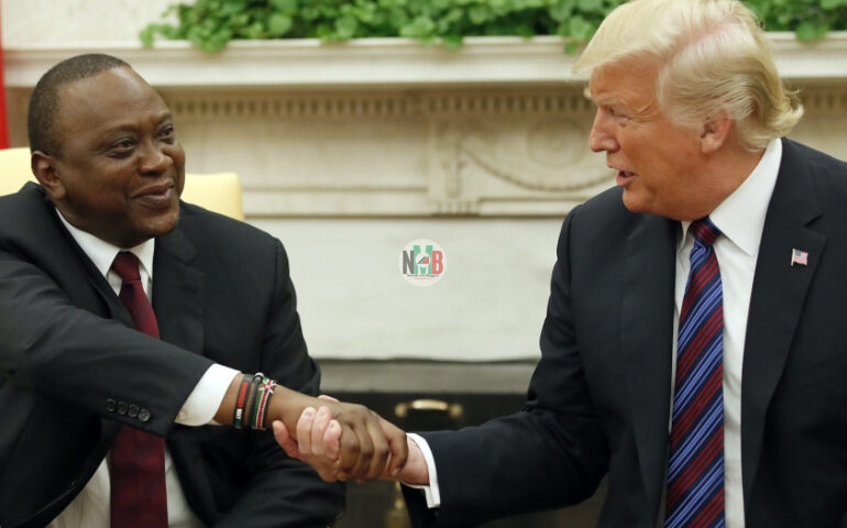 Trump Deports Many Africans
