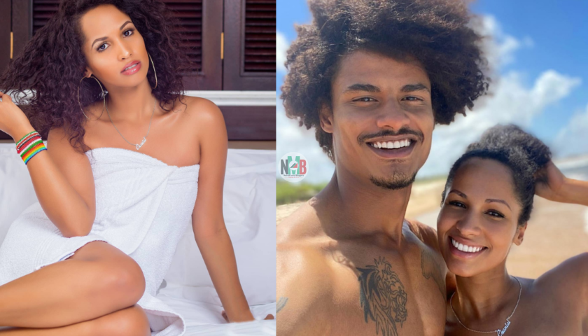 Eric Omondi's Italian Ex-Girlfriend