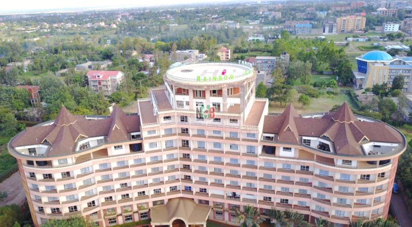 3 Billion Rainbow Ruiru Resort